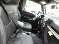 Black Front Seat Photo for 2017 Jeep Wrangler Unlimited #118138440
