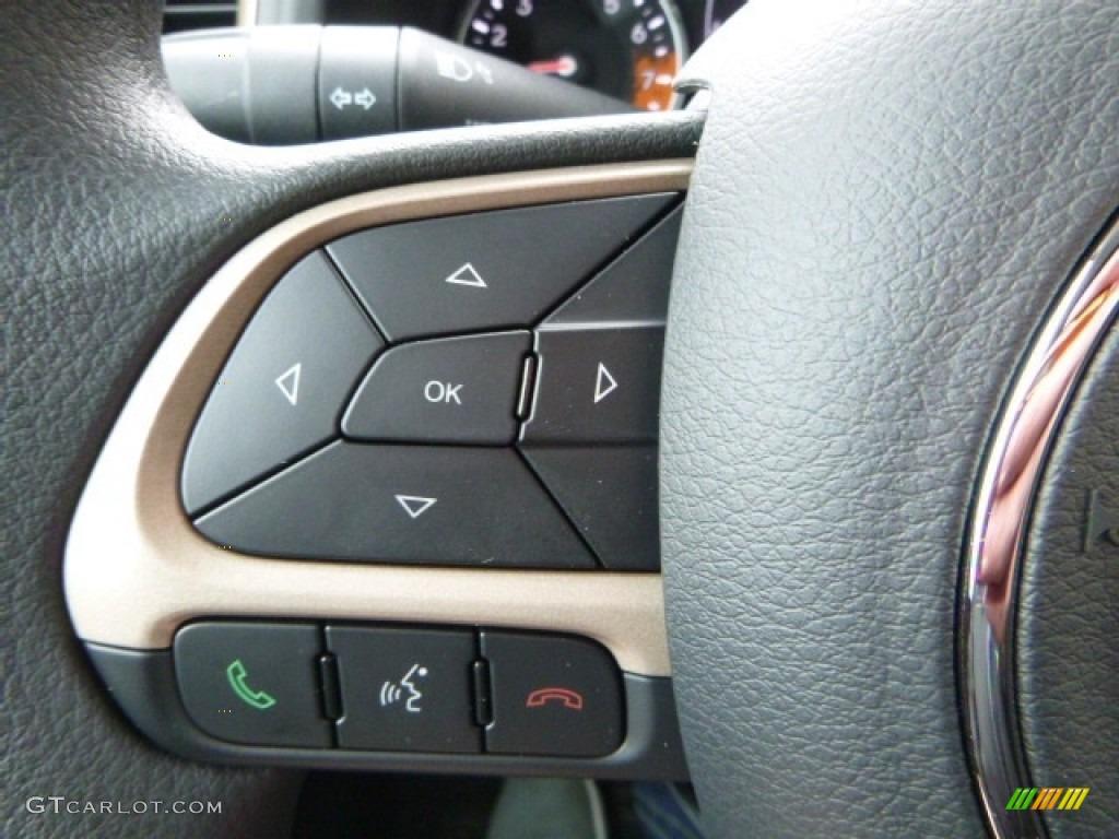 2017 Jeep Renegade Sport 4x4 Controls Photo #118143054