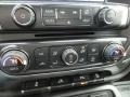 Jet Black Controls Photo for 2017 Chevrolet Silverado 2500HD #118155564