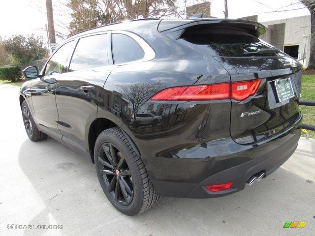 2017 ultimate black jaguar f pace 20d awd prestige 118156999 photo 12 car. Black Bedroom Furniture Sets. Home Design Ideas