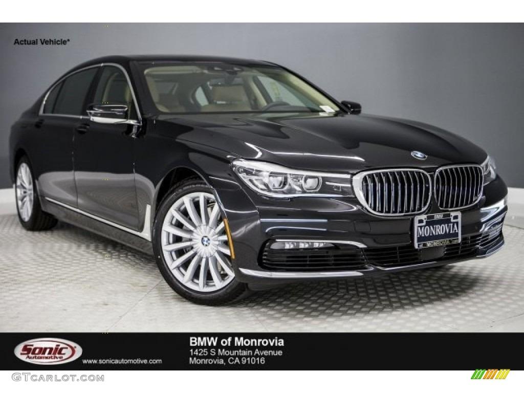 Black Sapphire Metallic BMW 7 Series