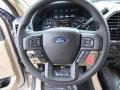 2017 Ford F250 Super Duty Camel Interior Steering Wheel Photo