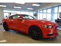 2017 Race Red Ford Mustang GT Coupe  photo #1