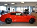 2017 Race Red Ford Mustang GT Coupe  photo #2
