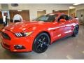 2017 Race Red Ford Mustang GT Coupe  photo #3