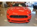 2017 Race Red Ford Mustang GT Coupe  photo #4