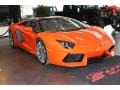 Front 3/4 View of 2016 Aventador LP700-4