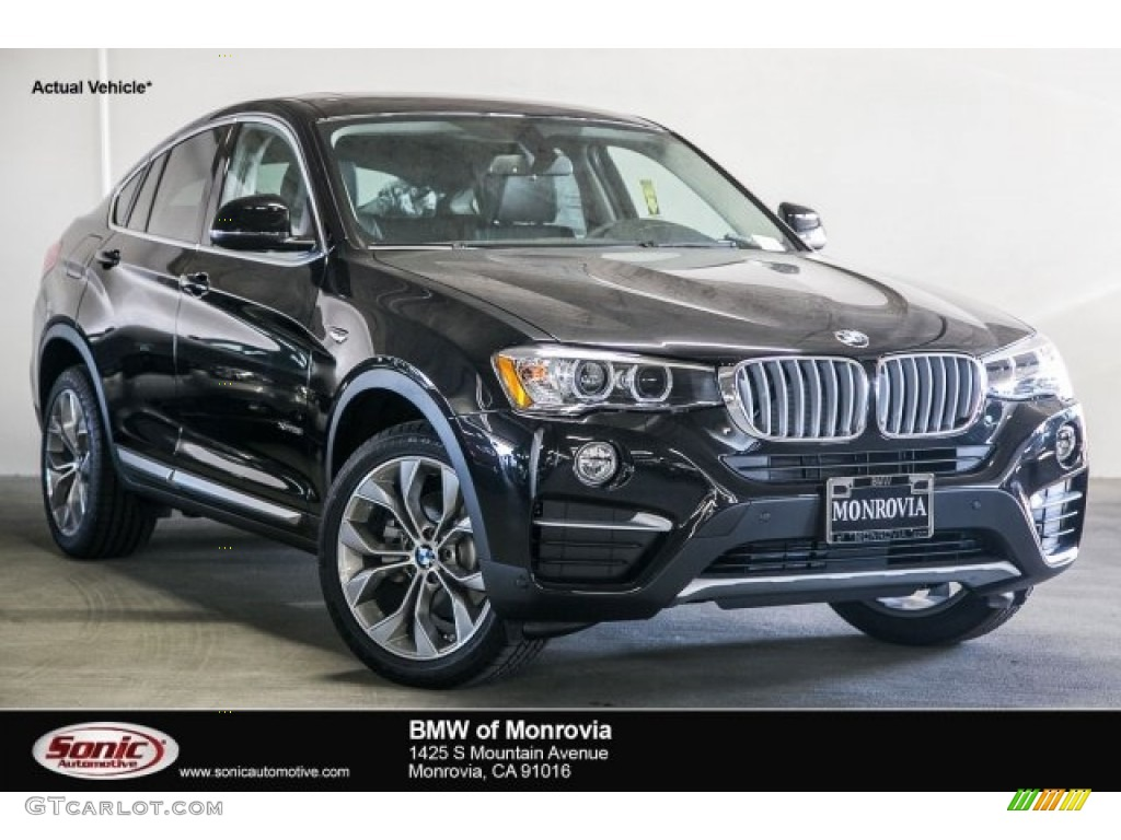 2017 black sapphire metallic bmw x4 xdrive28i 118176393 car color galleries. Black Bedroom Furniture Sets. Home Design Ideas