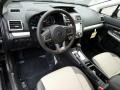 Ivory Interior Photo for 2017 Subaru Crosstrek #118194080