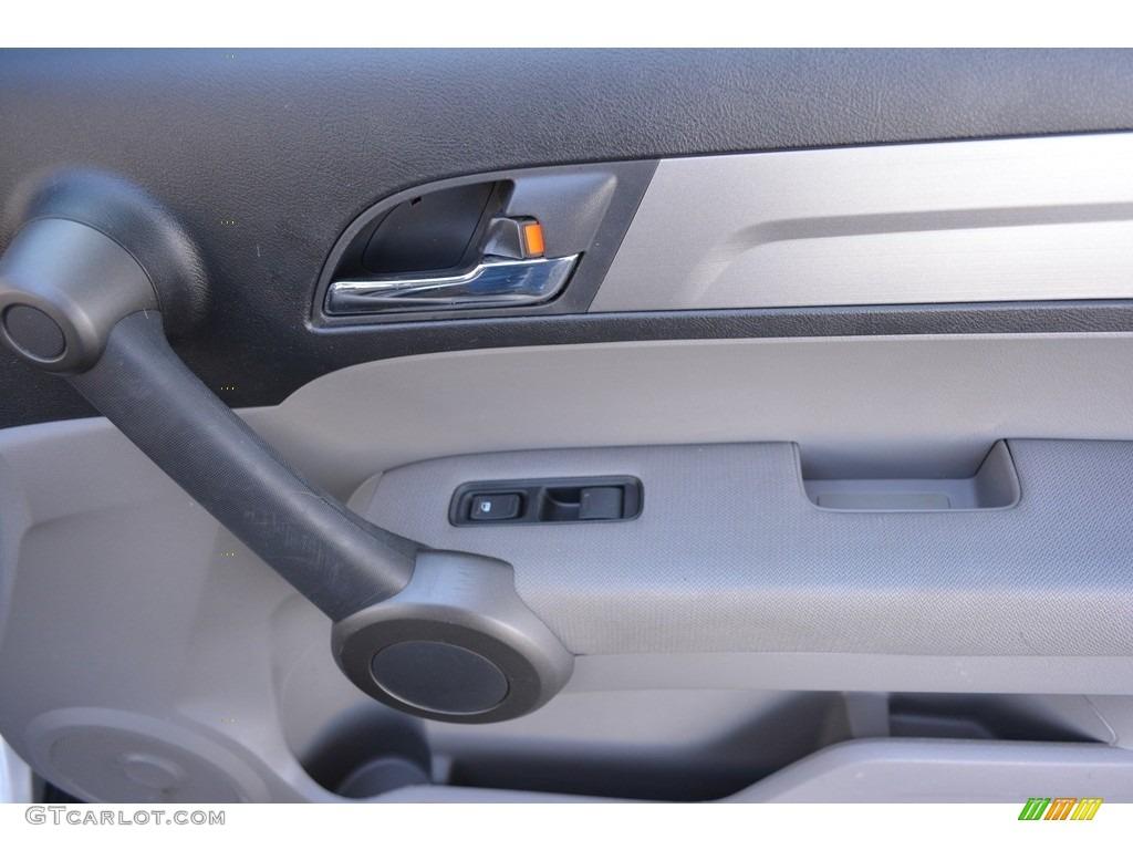 2011 CR-V EX 4WD - Alabaster Silver Metallic / Gray photo #15