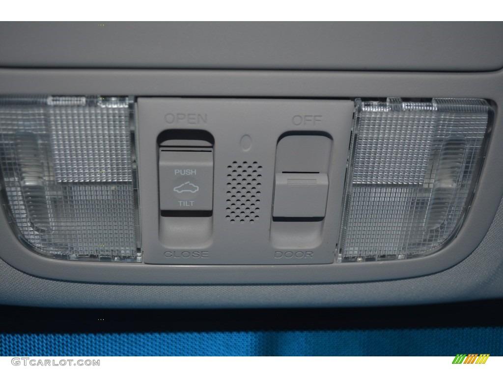 2011 CR-V EX 4WD - Alabaster Silver Metallic / Gray photo #23