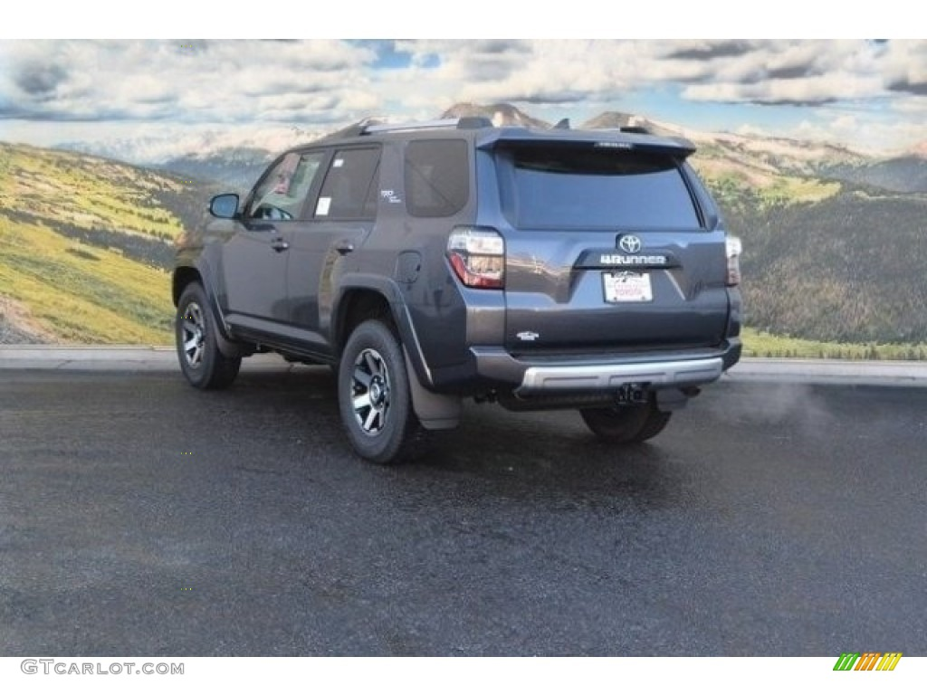 2017 Magnetic Gray Metallic Toyota 4runner Trd Off Road Premium 4x4 118200346 Photo 3 Gtcarlot Com Car Color Galleries