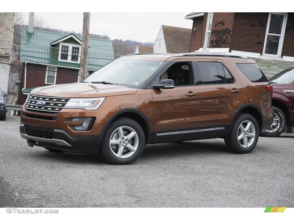 2017 Canyon Ridge Ford Explorer Xlt 4wd 118200466 Car Color Galleries