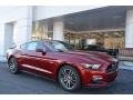 2017 Ruby Red Ford Mustang GT Premium Coupe #118200457