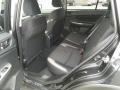 Black Rear Seat Photo for 2017 Subaru Crosstrek #118223585