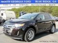 Kodiak Brown Metallic 2013 Ford Edge SEL