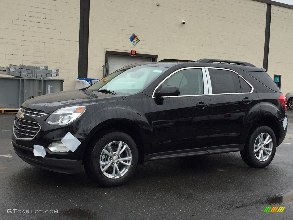 2017 Equinox Lt Awd Black Jet Photo 1