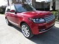 Firenze Red Metallic 2017 Land Rover Range Rover Gallery