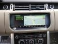 Espresso/Almond Navigation Photo for 2017 Land Rover Range Rover #118258305