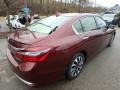 Crimson Pearl - Accord Hybrid EX-L Sedan Photo No. 3