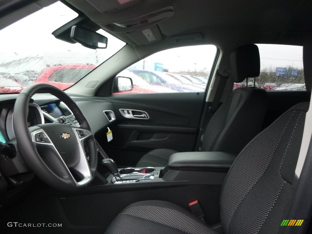 2017 Mosaic Black Metallic Chevrolet Equinox Lt Awd