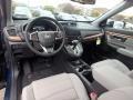 Gray 2017 Honda CR-V Interiors