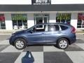 2014 Twilight Blue Metallic Honda CR-V EX  photo #1