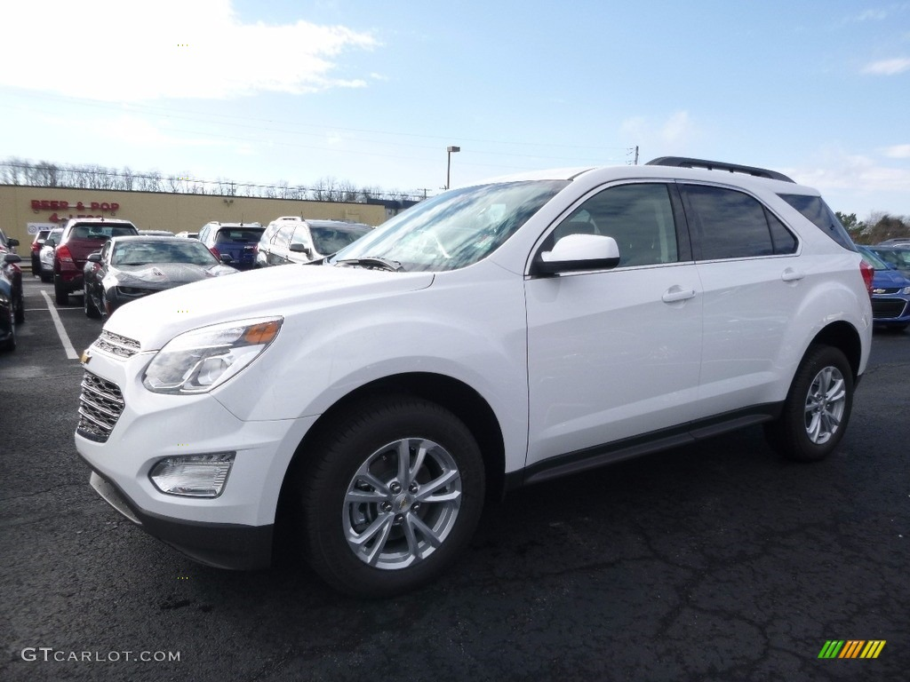 2017 summit white chevrolet equinox lt awd 118309987 photo 8 car color galleries. Black Bedroom Furniture Sets. Home Design Ideas