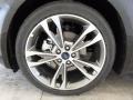 2017 Shadow Black Ford Fusion Titanium AWD  photo #6
