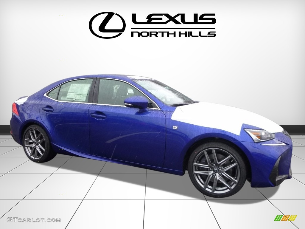 2017 ultrasonic blue mica 2 0 lexus is 300 awd f sport 118339115 car color. Black Bedroom Furniture Sets. Home Design Ideas