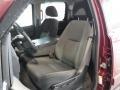2009 Deep Ruby Red Metallic Chevrolet Silverado 1500 LT Crew Cab 4x4  photo #13