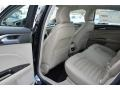 Medium Light Stone Rear Seat Photo for 2017 Ford Fusion #118371486