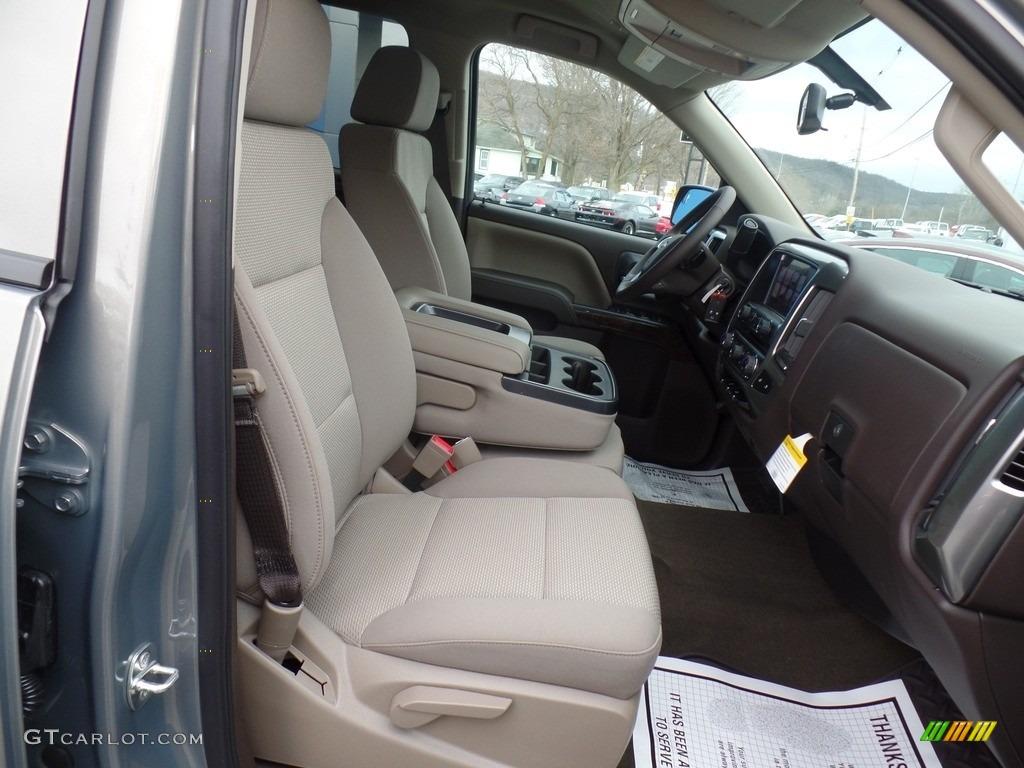 2017 Pepperdust Metallic Chevrolet Silverado 1500 Lt Crew Cab 4x4 118361646 Photo 61