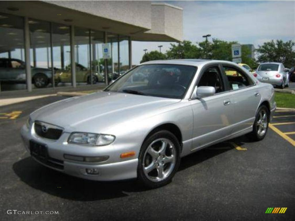 2000 highlight silver mazda millenia millennium #11811864 photo #5