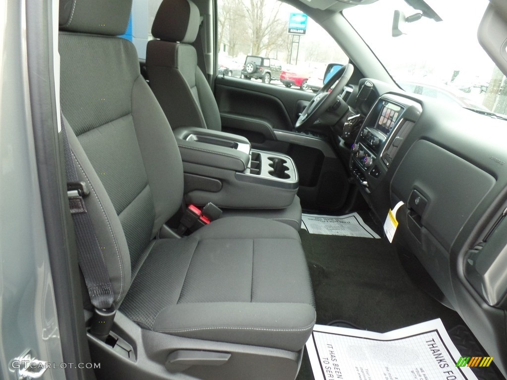 2017 Pepperdust Metallic Chevrolet Silverado 1500 Lt Double Cab 4x4 118385767 Photo 60