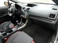 Carbon Black Dashboard Photo for 2016 Subaru WRX #118401541