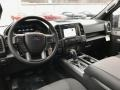 Black Interior Photo for 2017 Ford F150 #118413991