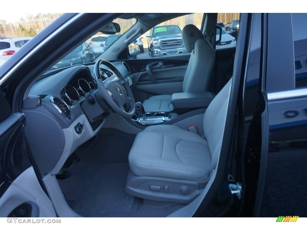 2017 Ebony Twilight Metallic Buick Enclave Leather 118410747 Photo 9 Car