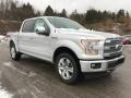 Ingot Silver 2017 Ford F150 Gallery