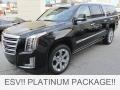 Black Raven 2017 Cadillac Escalade ESV Platinum 4WD