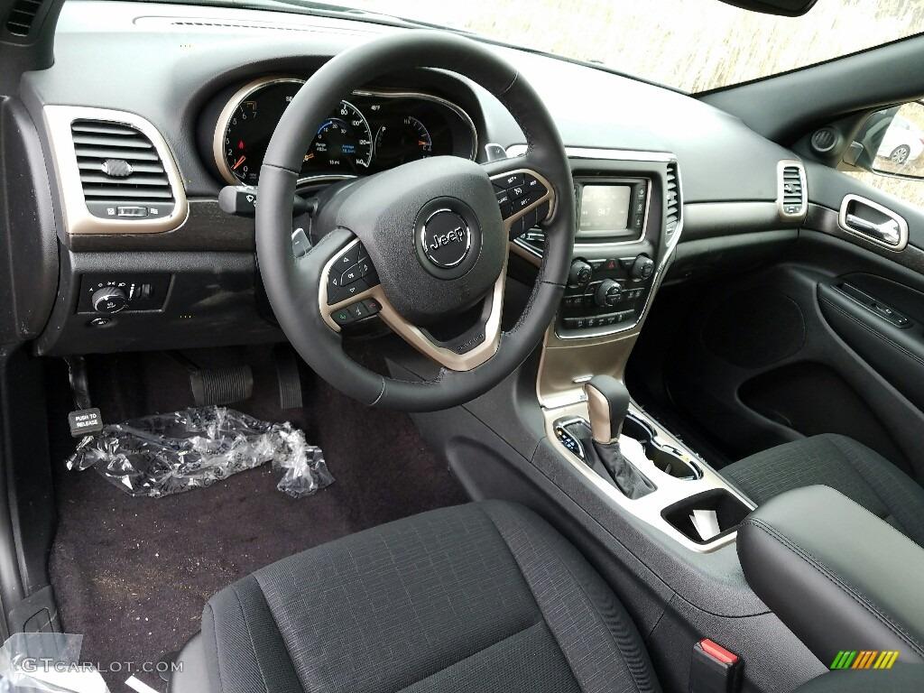 2017 granite crystal metallic jeep grand cherokee laredo - Jeep grand cherokee laredo interior ...
