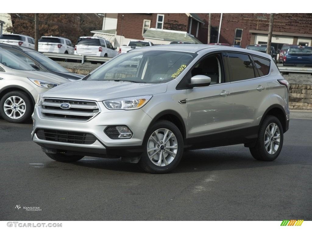Ingot Silver Ford Escape