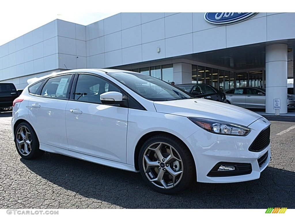 2017 oxford white ford focus st hatch 118434702 car color galleries. Black Bedroom Furniture Sets. Home Design Ideas