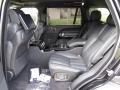 Ebony/Ebony Rear Seat Photo for 2017 Land Rover Range Rover #118484925