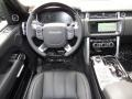 Ebony/Ebony Dashboard Photo for 2017 Land Rover Range Rover #118485102