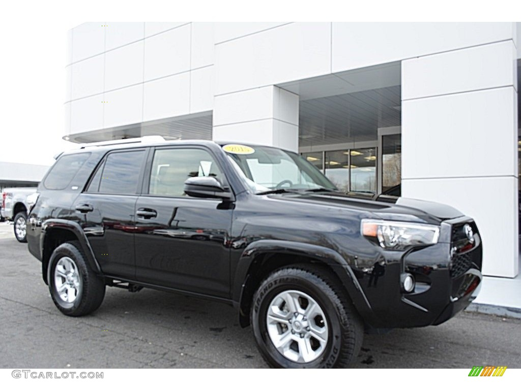 2015 attitude black toyota 4runner sr5 118482974 car color galleries. Black Bedroom Furniture Sets. Home Design Ideas