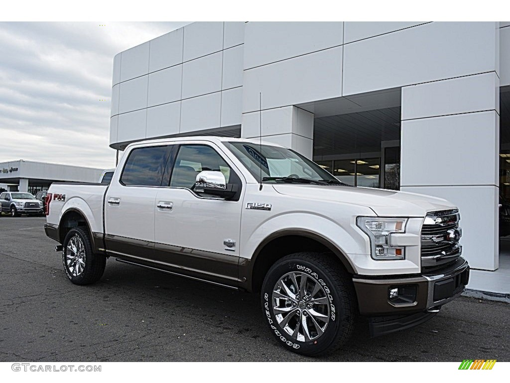 2017 white platinum ford f150 king ranch supercrew 4x4 118482967 photo 18 car. Black Bedroom Furniture Sets. Home Design Ideas