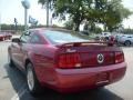 2006 Redfire Metallic Ford Mustang V6 Deluxe Coupe  photo #5