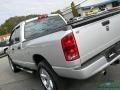 2006 Bright Silver Metallic Dodge Ram 1500 Sport Quad Cab 4x4  photo #36
