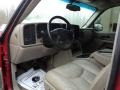 Neutral 2005 GMC Sierra 2500HD Interiors